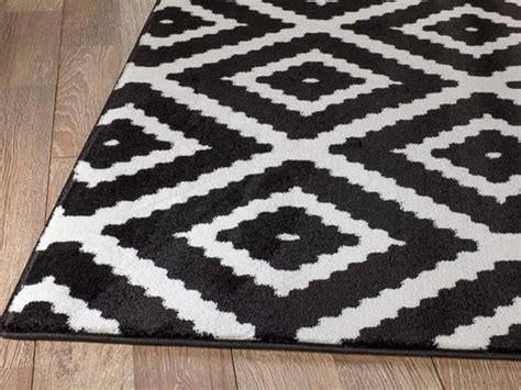 area rug black and white black and white area rugs