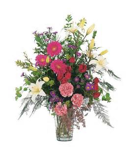 Vase Flower Arrangements by Elaborate Expressions Vase Tf185 3 101 66