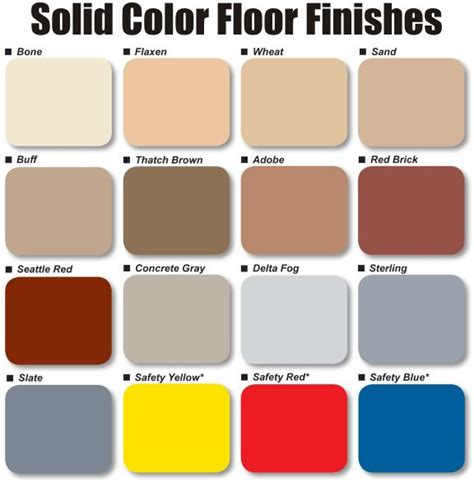 epoxy colors epoxy floor paint colors the garage organization
