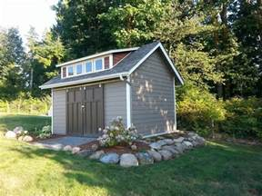 best 20 shed landscaping ideas on