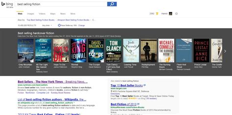 seller list bing images finding great books just got easier with bing best sellers