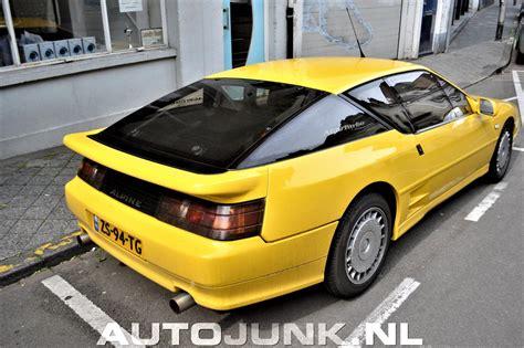 renault alpine a310 evangelion renault alpine a610 turbo foto s 187 autojunk nl 195591