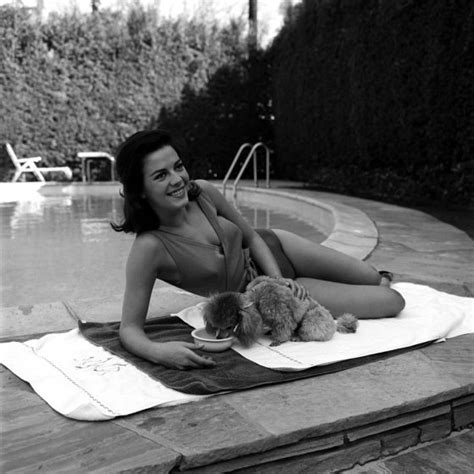 Words Of Wisdom From Natalie Wood by Natalie Wood Photographs Of A Who Died