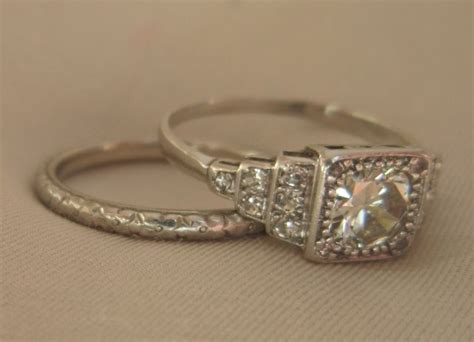 show us your antique vintage and reproduction rings