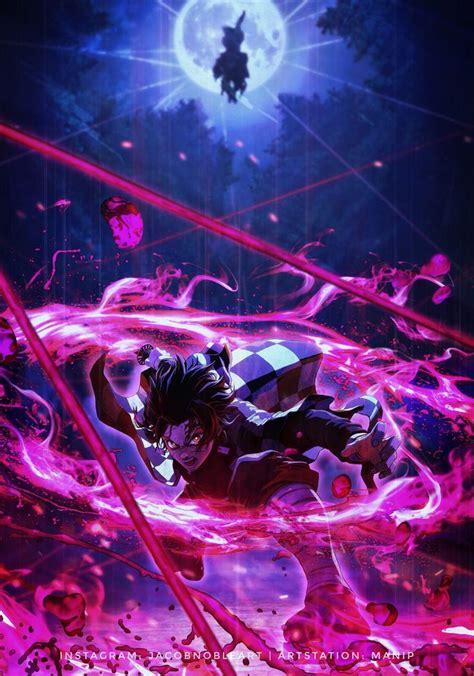 demon slayer jacob noble  artstation  httpswww
