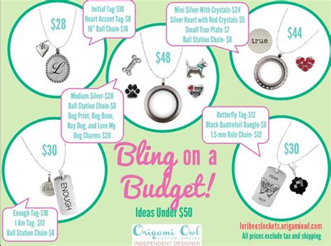 Origami Owl Cost - 17 best images about origami owl on origami