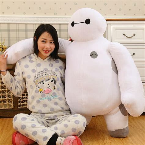 Boneka Baymax Big 6 Size 80 Cm buy yuan ze blocks wooden chunks 100 size baby