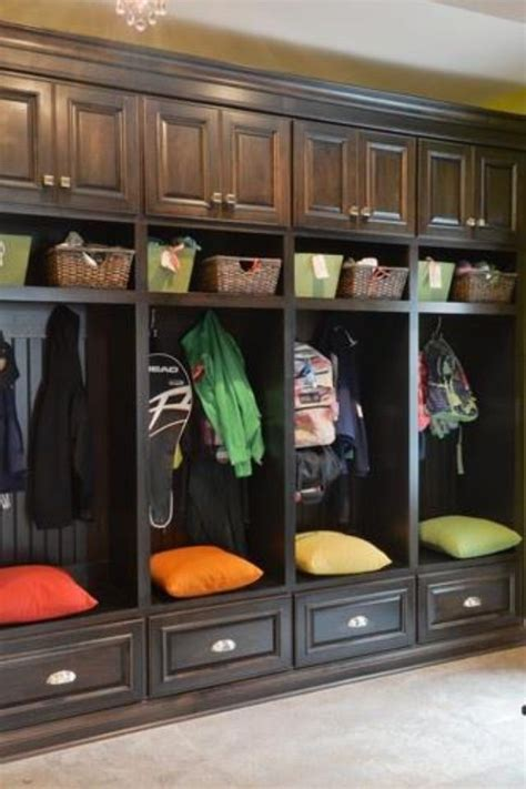 mud room storage a mudroom with storage cubbies laundry mud rooms pinte
