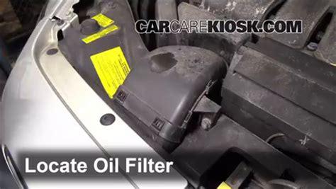 oil filter change volvo     volvo     cyl