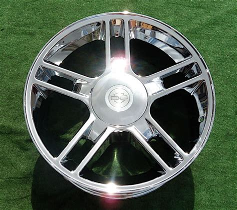 F150 Harley Davidson Rims by 1 New Chrome Ford Harley Davidson F150 22 Inch Wheel F 150