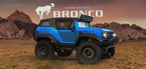 When Will The 2020 Ford Bronco Be Released by 2020 Ford Bronco Review Design Release Date Engine