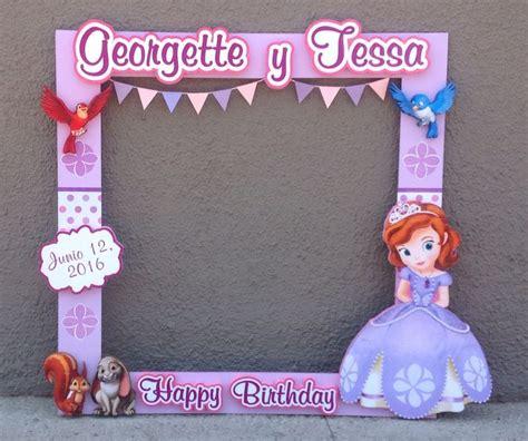 imagenes feliz cumpleaños sofia 17 mejores ideas sobre cumplea 241 os de la princesa sofia en