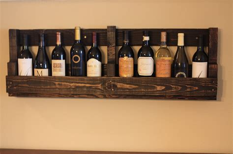 Wine Shelf by Pallet Wine Rack Furniture Gallery