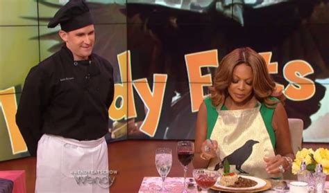 video wendy williams eats crow after losing bet about