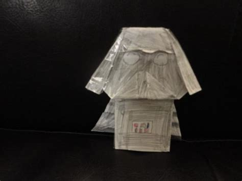 Origami Yoda Darth Paper - darth paper search results origami yoda