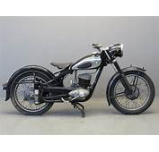 DKW 1952 RT250H 244cc 1 Cyl Ts 2507  Yesterdays