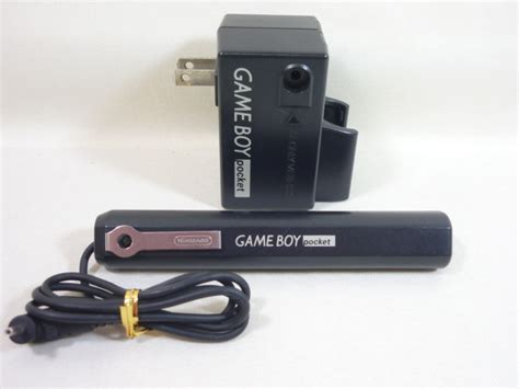 Gameboy Pocket Battery Pack Boy nintendo boy pocket color light battery pack charger