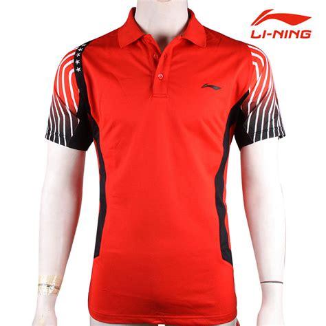World Chion T Shirt badminton t shirt 2014 lining badminton world
