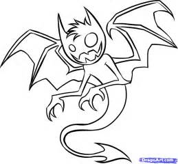 doodle how to make demons how to draw an anime step by step creatures