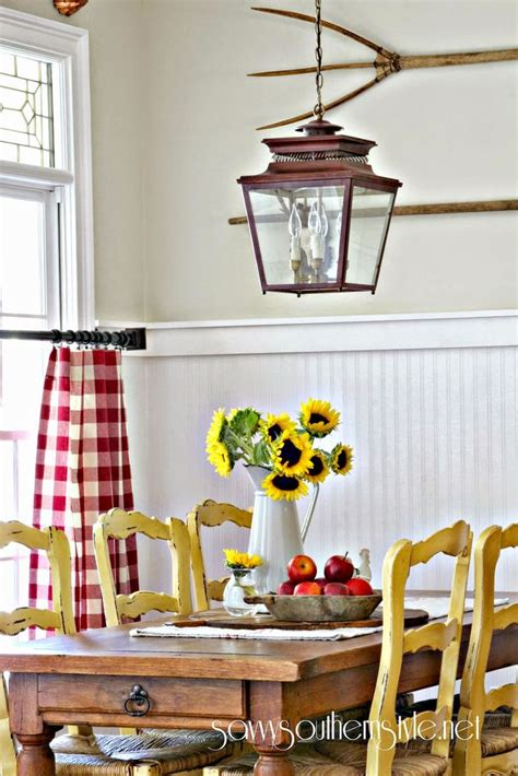 Decorating With Vintage Breadboards   Savvy Southern Style