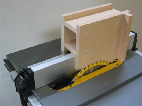 wooden table saw tenon jig review pdf plans