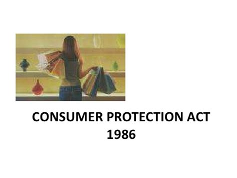 consumer protection act section 2 consumer
