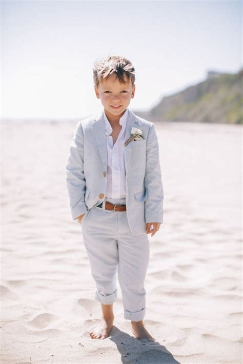 25  best ideas about Ring Bearer Suit on Pinterest