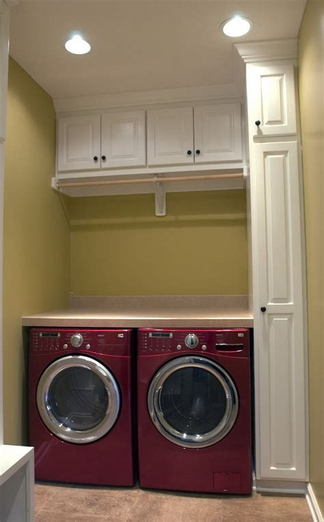 Small Laundry Room Color Schemes Amazing Perfect Home Design Small Laundry