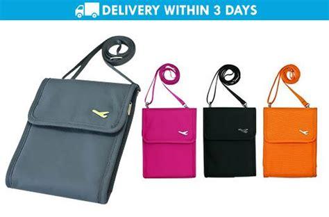 54 travelus v2 mini passport sling bag
