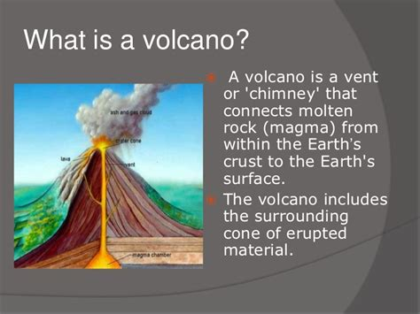 About Lava All About Volcanoes