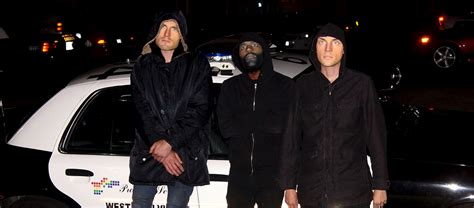 the demise of death grips love this city