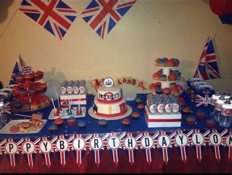 london party themes ideas london themed party londyn s first birthday pinterest