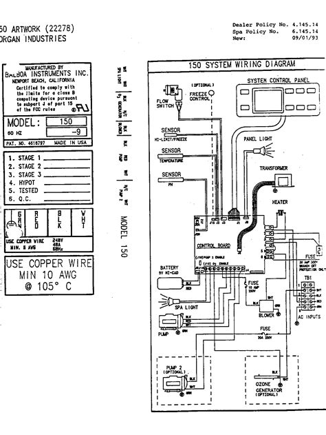 nordic spa wiring diagram nordic get free image about