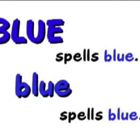 colors song color b l u e blue song kindergarten