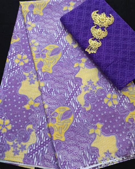 kain batik pekalongan batik soft pastel kombinasi kain
