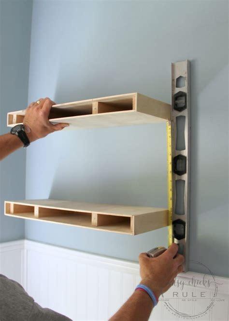 diy floating lego shelves wood floating shelves wood diy floating shelves tutorial easier than you think