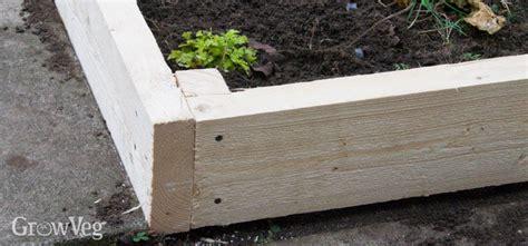 treated wood vegetable garden treating wood for vegetable gardens