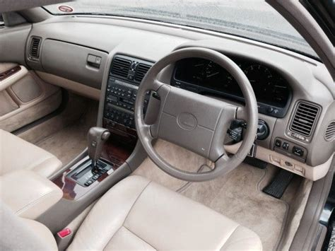lexus ls400 interior lexus ls400 review retro road test carwow