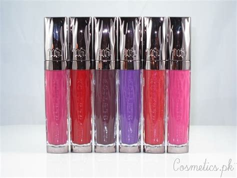 Decay Revolution Lipgloss Sler 3 Color decay lip gloss collection 2015 prices shades