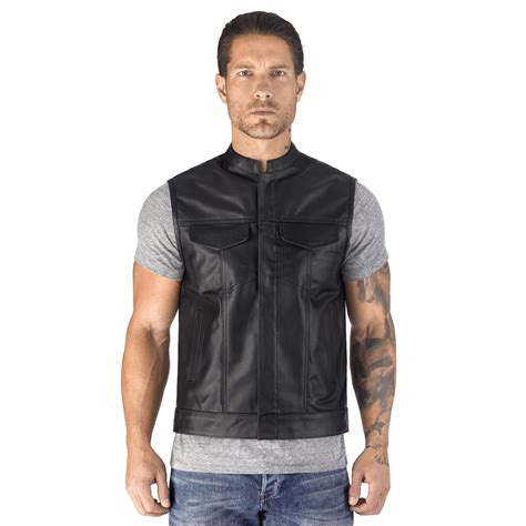 motorbike vest viking cycle gardar motorcycle vest for men motorcycle house