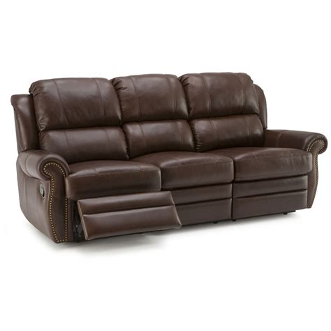 fabric reclining sectional palliser leather reclining sectional