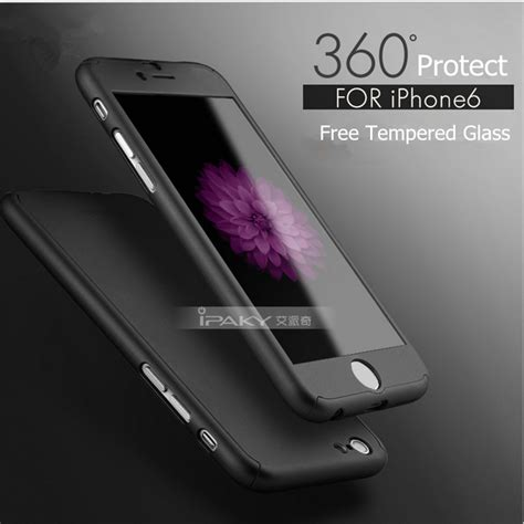 Casing Cover Iphone 7 7plus Ipaky Luxury New Generation 2015 luxury brand new design 360 degree protective for apple iphone 6 4 7 plus 5 5 inches