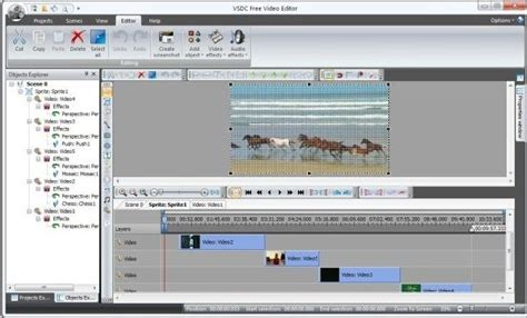 best video editor windows top 10 best free video editing software 2019 updated