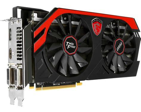 card graphics msi announces radeon r9 290x gaming 8gb graphics card