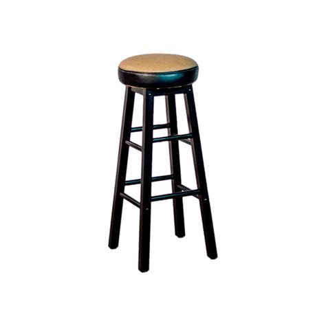 Vinyl Stools by Padded Vinyl Wrapped Top Barstool Heng S Furniture