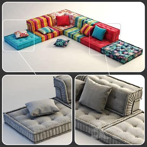 models sofa roche bobois mah jong