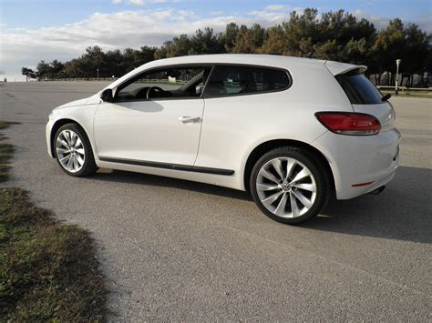 volkswagen white volkswagen scirocco review and photos