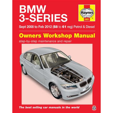 small engine service manuals 2012 bmw 3 series engine control bmw 3 series 2 0 petrol 2 0 3 0 diesel 2008 to 2012 haynes workshop manual 58 61 ebay