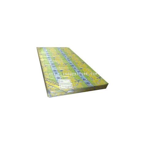 Kasur Busa Yang Tebal kasur busa bigfoam standard tebal 14 cm garansi 1 tahun