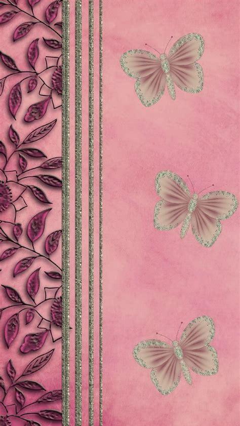 wallpapers of glitter butterflies iphone wallpaper iphone wallpaper pinterest